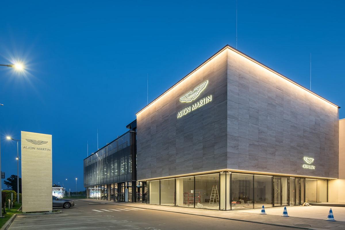 Automotive сenter «AWT Bavaria»