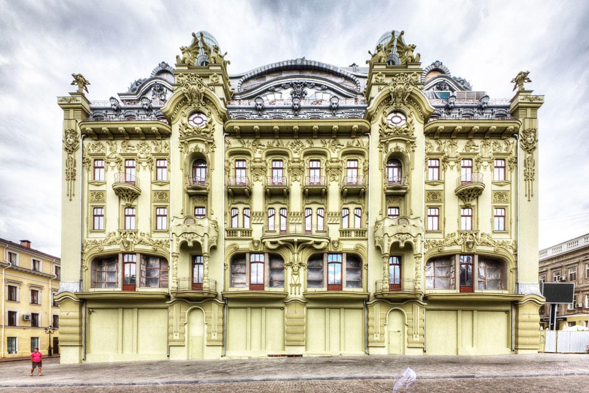 Готель «Велика московська»